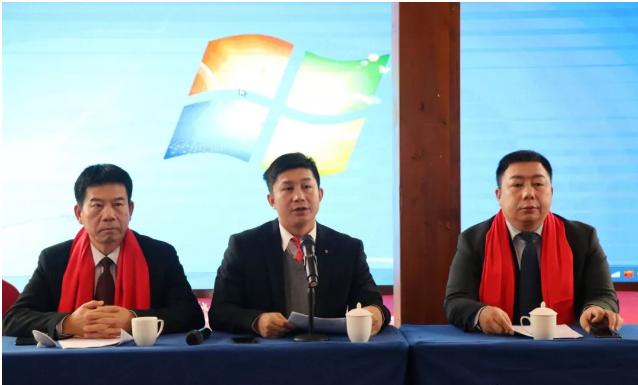 南康区家具协会2019年12月份会长会议成功召开!