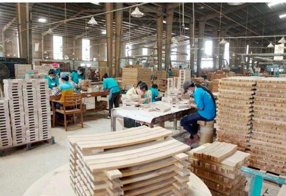 疫情波及越南家具制造产业