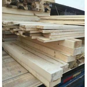 杨木、杂木半成品加工