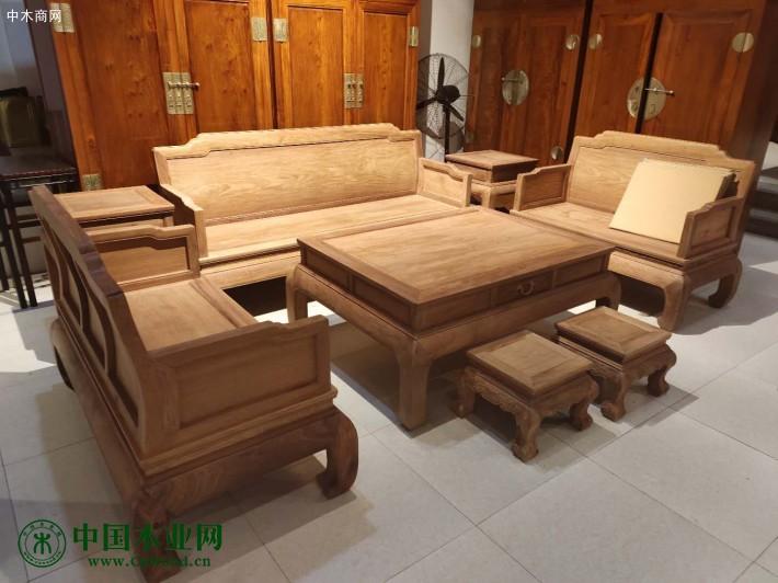 缅甸花梨红木沙发批发