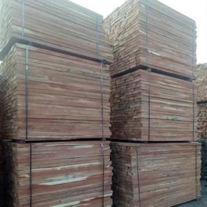 苦楝木烘干板材