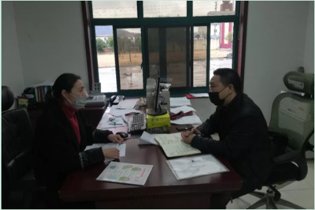"""安吉县应急管理局快速落实""""三服务"""" 助力家具制造等企业开复工"""
