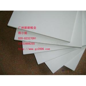 广东地区pvc发泡板隔离板厂,开平pvc橱柜板