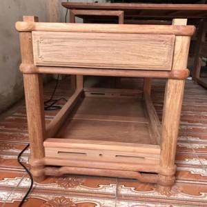 缅花独板办公桌