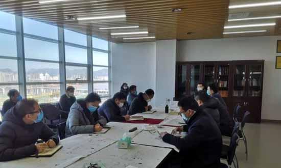 温州木材集团召开复工复产部署会议