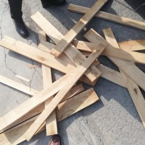 柞木吉林材、欧橡小料处理