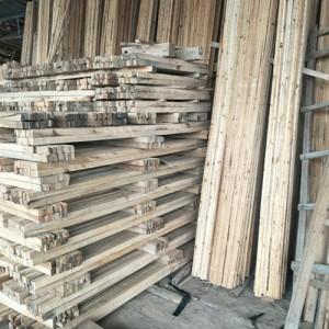 各种杂木、杉木、松木木方木料