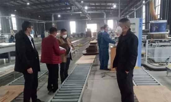 探沂镇已对21家规模以上复工复产企业进行了检查!