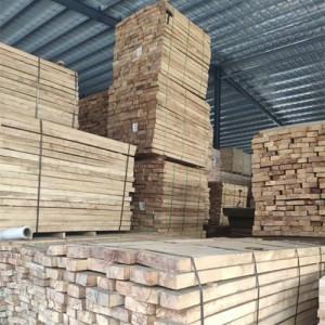 出售橡胶木刨光料