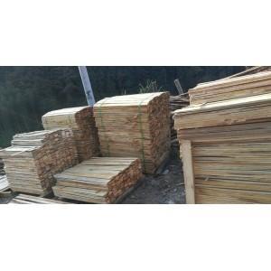 出售杉木、松木、杂木板材(托盘料,枕木,方木),杉木绿化杆
