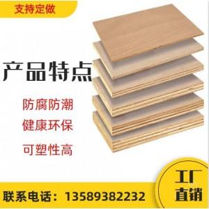专业生产重型机械包装用杨木LVL免熏蒸层级材