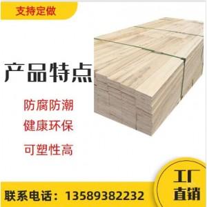 国内包装箱用免熏蒸杨木LVL单板层积材 尺寸可定做