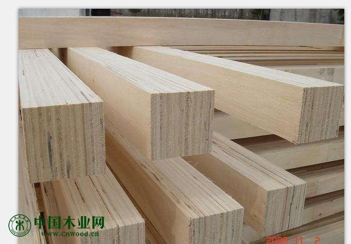 厂家直销LVL杨木顺向多层拉条包装托盘木条免熏蒸胶合板