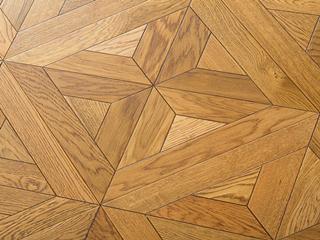 木质拼花地板检验方法