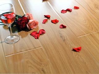 环保木地板的特点