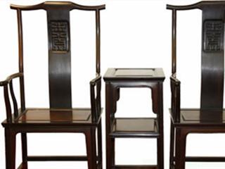 从官帽椅看红木家具人体工程学原理