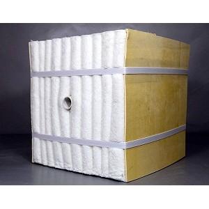 环形加热炉节能改造 陶瓷纤维炉衬保温结构