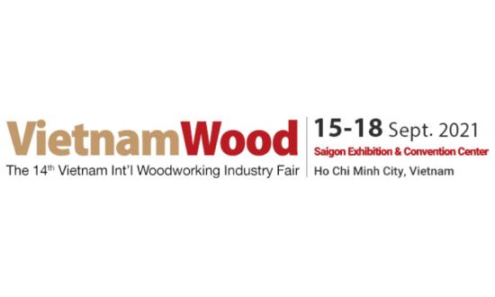2021年越南胡志明国际木工机械及家具配件展