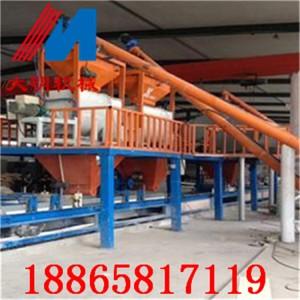 保温板设备 免拆一体板设备生产线 大明专业生产技术大全