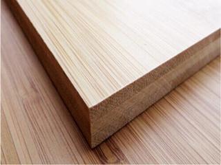 竹集成材地板的术语和定义
