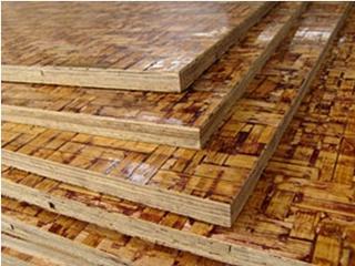 竹木胶合板