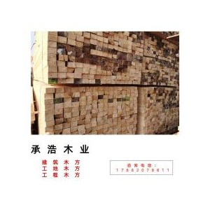 漯河辐射松建筑木方