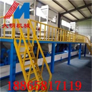 fs轻质隔墙板设备 fs复合保温板设备 研发专利产品