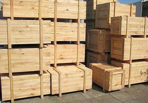 木箱木托出口免熏蒸