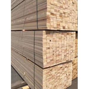 宜春辐射松建筑木方