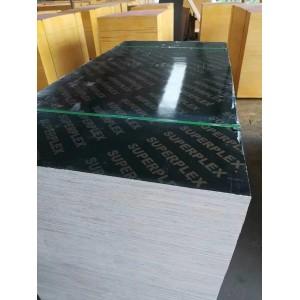 厂家直销高档建筑模板,覆膜板