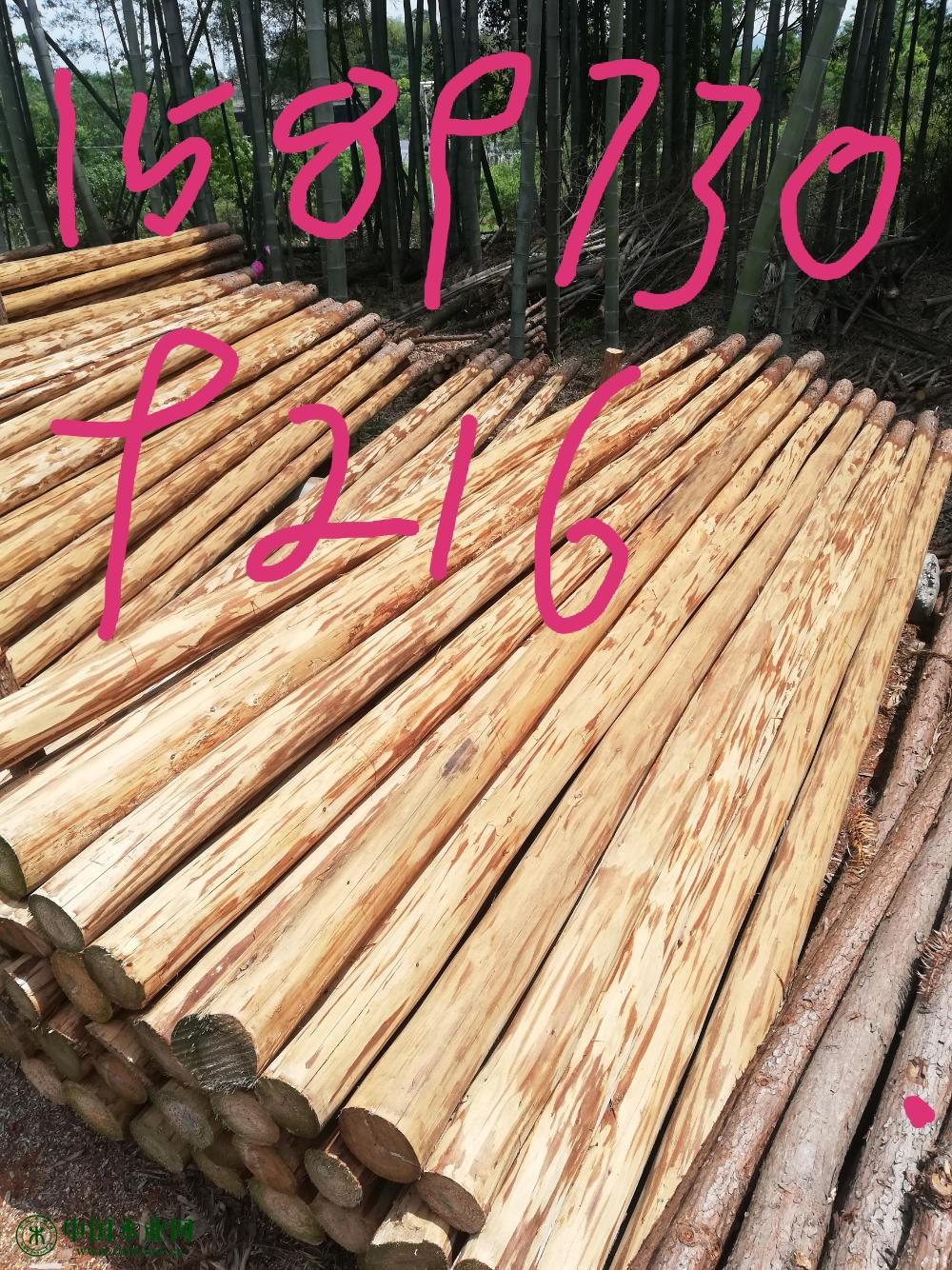 大量供应杉木檩条、杉木原木、杉木方条、15897309216