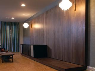 了解UV/NM木饰面涂装板生产工艺!感受匠心与极致!
