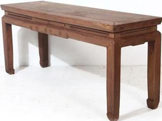 家具收藏界说的白木家具,挑选时需要注意哪4个方面?