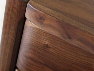 怎么根据木纹判断木材种类?