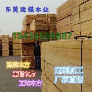 佛山建筑木方尺寸