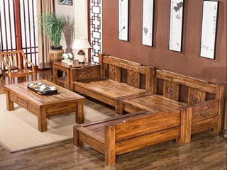 榆木家具过去用桐油,现在讲究环保用什么油漆好?