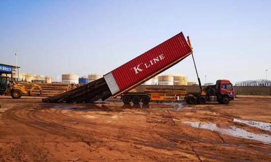 外贸木材集装箱航线开发服务新模式
