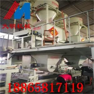 复合保温板设备 全自动生产保证产品 宁津县大明厂家直销