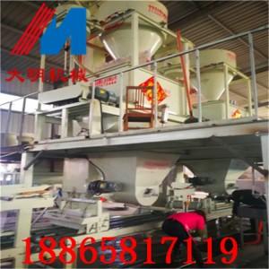 保温板设备 dm-6保温板设备价格批发 大明生产厂家