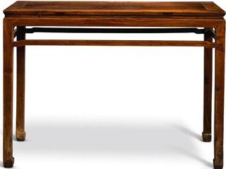 """马蹄腿——不可不知的红木家具""""腿足""""文化"""