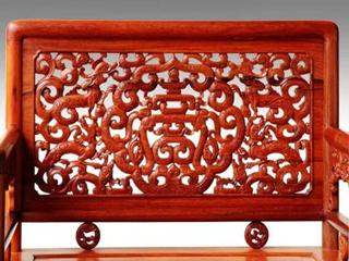 古典家具中的白富美——玫瑰椅