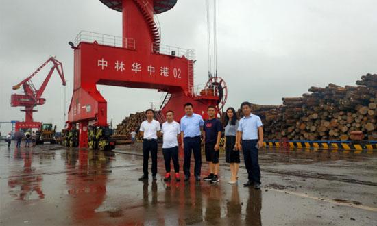 4个优质项目落户中林华中国际木业雷火电竞产业园