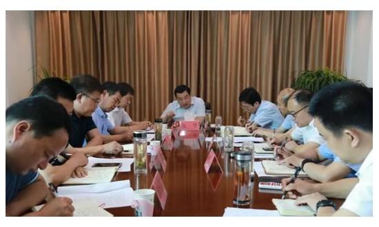 平邑县betway必威官网手机版下载产业转型升级座谈会召开