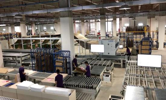 90亿产能!尚品宅配无锡超级智能工厂正式投产