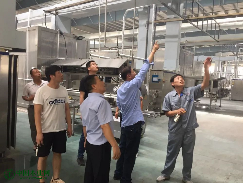 菏泽市应急局对曹县工贸企业开展专项执法检查