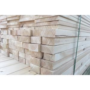 樟子松木方龙骨 户外防腐木地板 庭院葡萄架实木板材