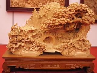 木雕,化腐朽为神奇