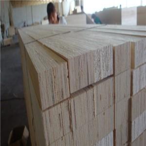 出口到韩国的门芯材 门芯材用杨木LVL 杨木单板层积材