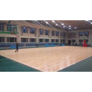 山东舞台运动木地板生产