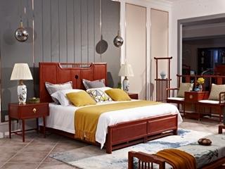 用最美好的中式家具赴一场甜蜜之约
